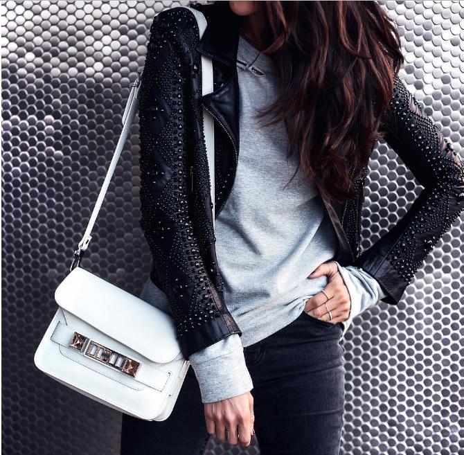 Модный тренд 2018: куртка-косуха | 6