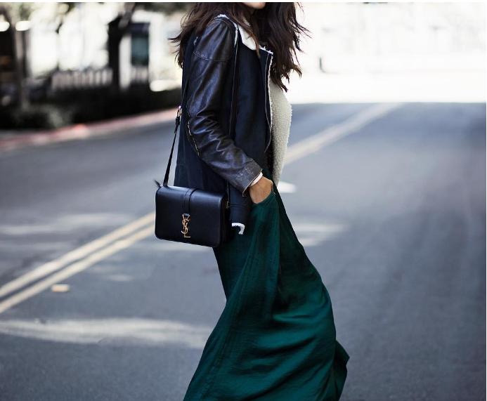 Модный тренд 2018: куртка-косуха | 8
