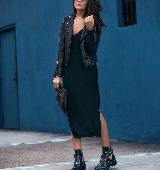 Модный тренд 2018: куртка-косуха | 9