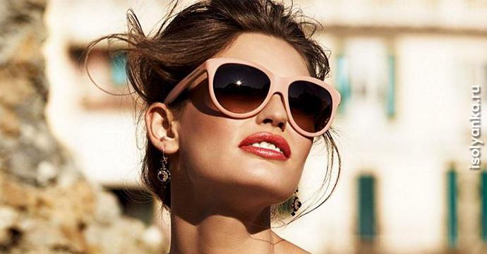 Подбираем солнцезащитные очки по типу лица! | 1