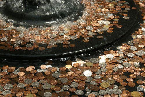 Куда бросить монетку, чтобы желание сбылось