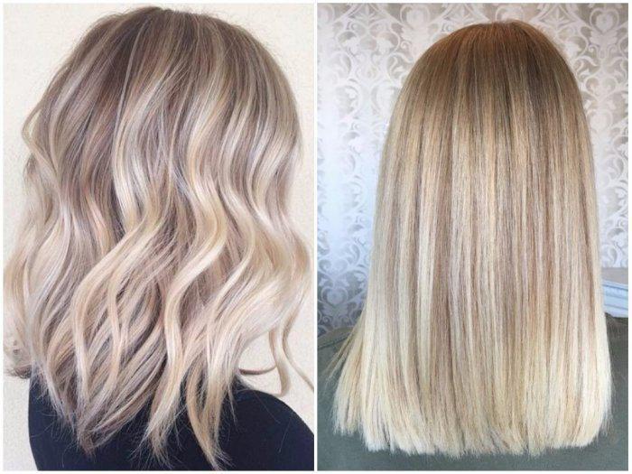 Модное окрашивание волос 2018 на любую длину