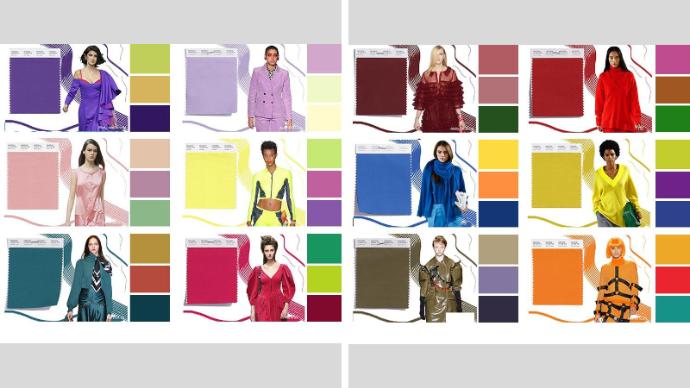 Модные цвета осень-зима 2018/2019 по версии экспертов института Pantone   47