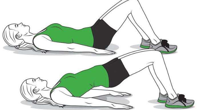 Пилатес: 19 упражнений для идеальной спины | 20