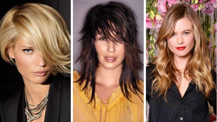 Новая ты: многослойные стрижки на волосы разной длины | 17
