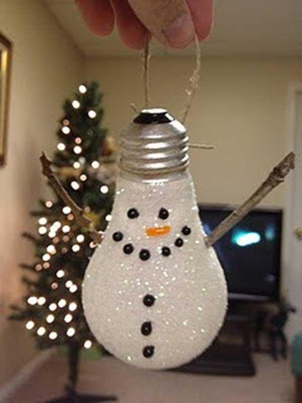 Рождественские украшения которые растопят ваше сердце | 11