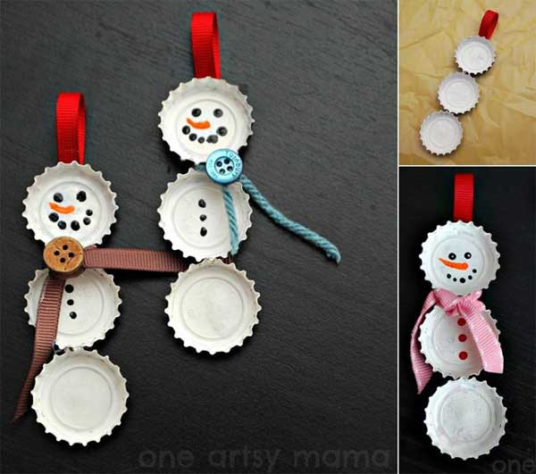 Рождественские украшения которые растопят ваше сердце | 2