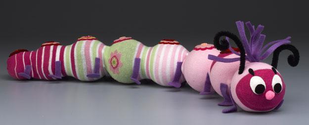Игрушка caterpillar