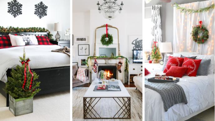 Как украсить дом к новогодним праздникам | 1