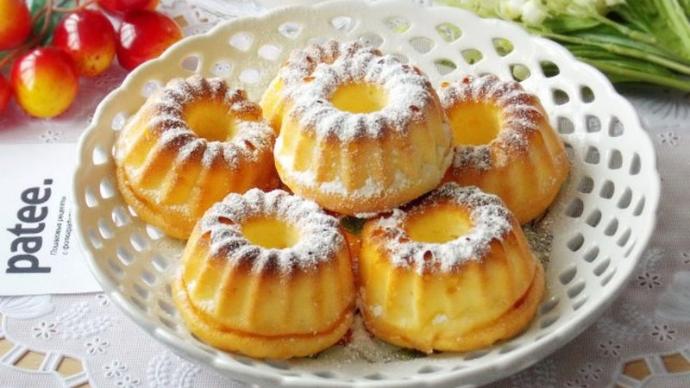 Диетические сырники с манкой в духовке — безумно вкусно и минимум калорий! | 18