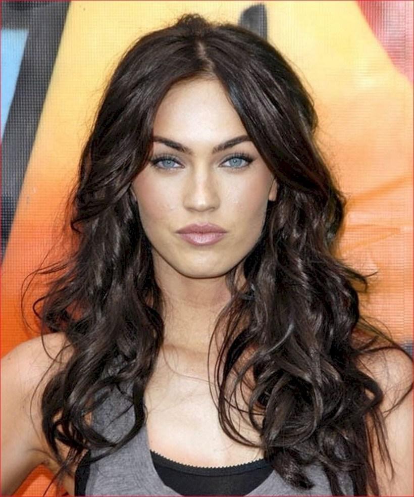 35 причесок без челки для круглого лица на волосы любой длины   26