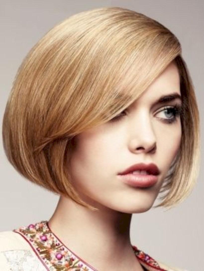 35 причесок без челки для круглого лица на волосы любой длины   27