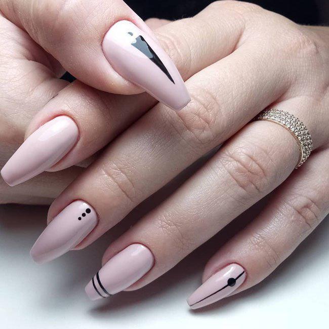 35 идей дизайна ногтей, которые вы должны попробовать 36