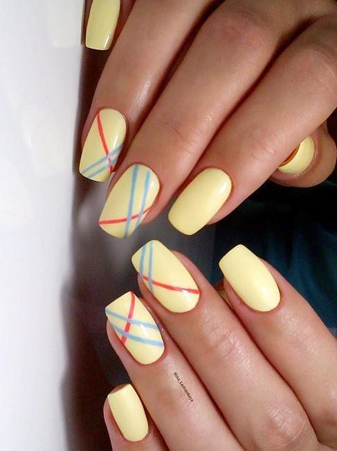 35 идей дизайна ногтей, которые вы должны попробовать 06