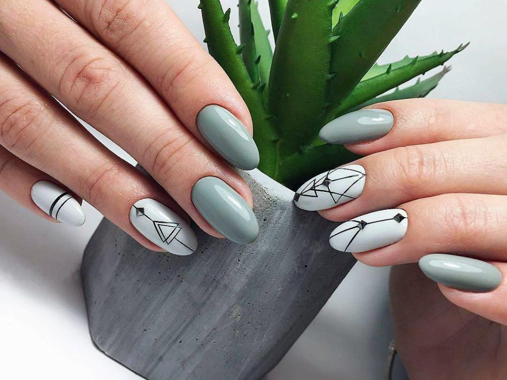 35 идей дизайна ногтей, которые вы должны попробовать 08