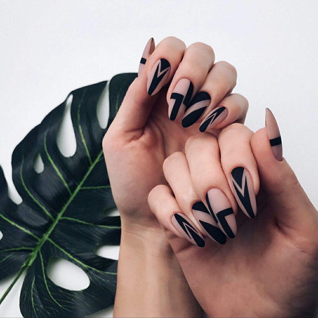 35 идей дизайна ногтей, которые вы должны попробовать 09