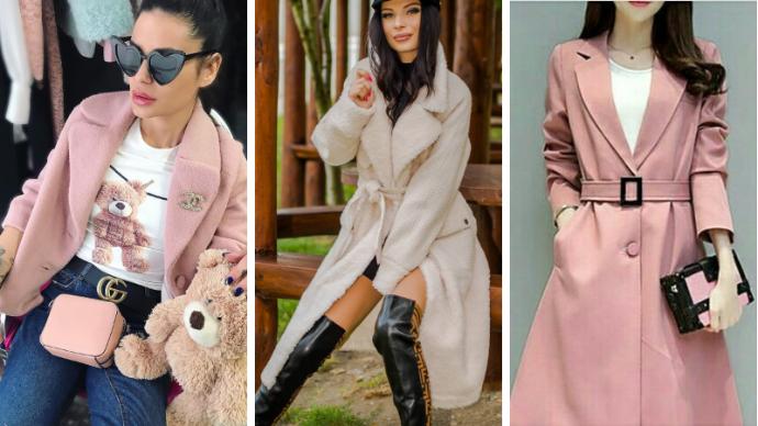 Модные женские пальто 2019 | 230