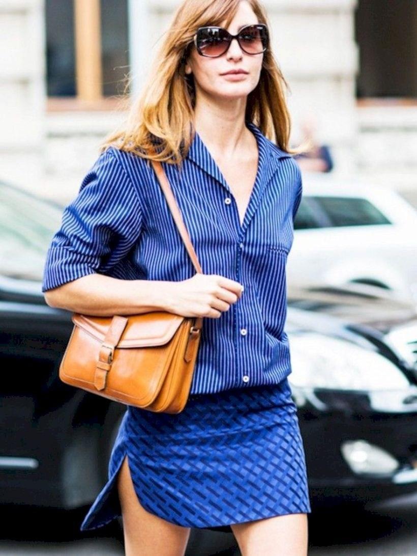 37 весенних образов с модными юбками которые вы должны попробовать | 1
