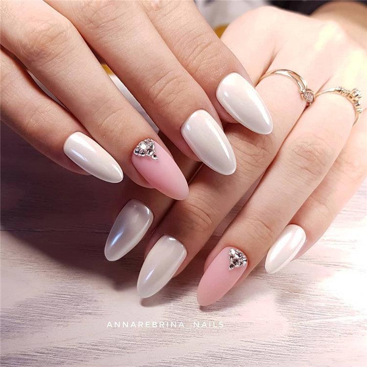 50 идей дизайна ногтей гель-лаком | 16
