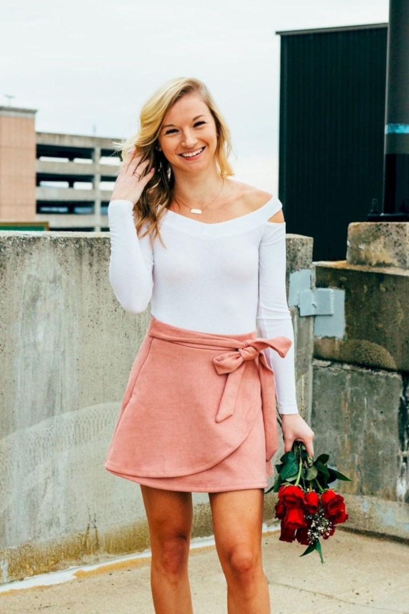 37 весенних образов с модными юбками которые вы должны попробовать | 16
