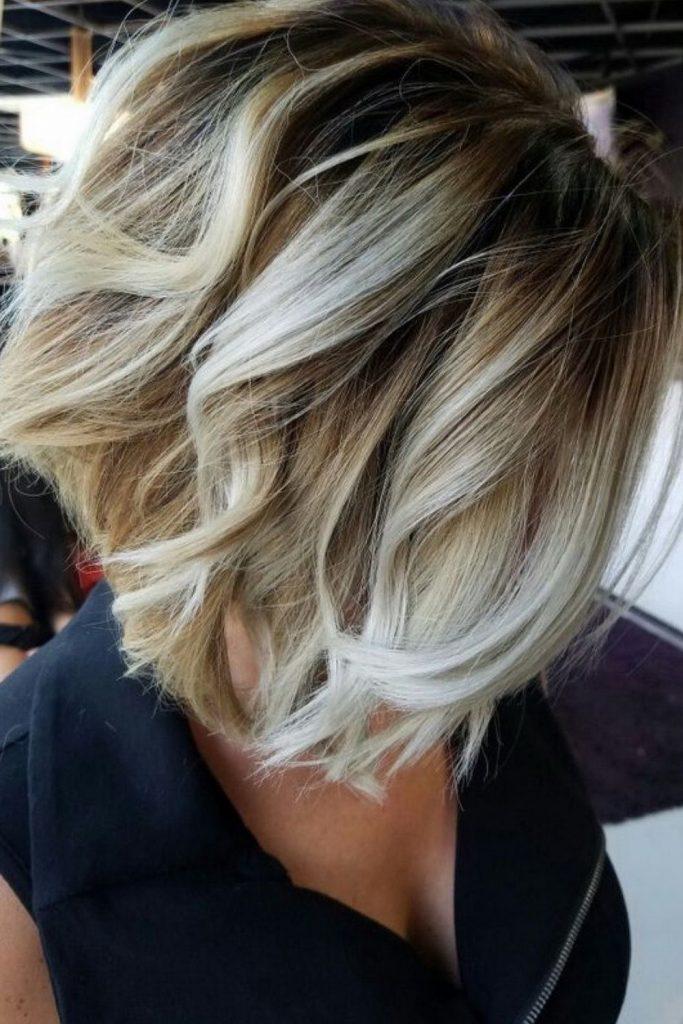 43 кокетливые прически для блондинок   17