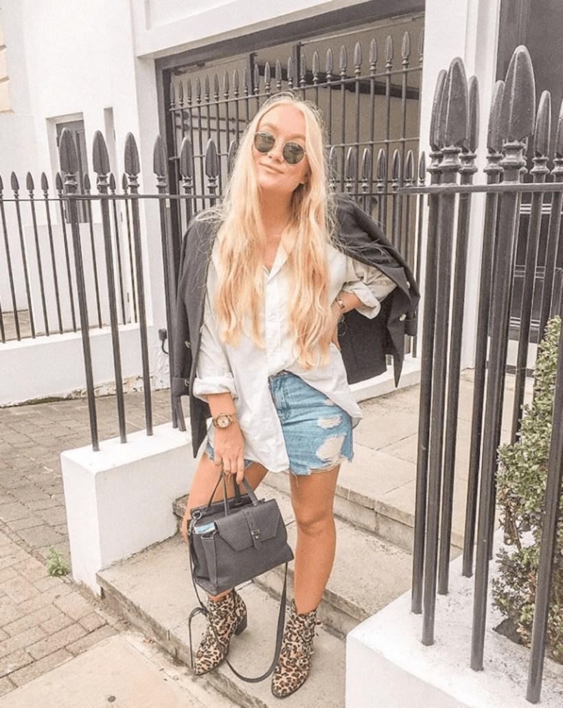 37 весенних образов с модными юбками которые вы должны попробовать | 19
