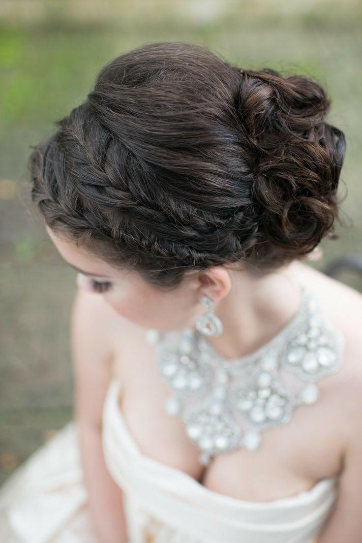 39 элегантных свадебных причесок   2