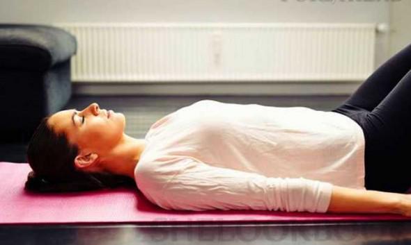 Цель — плоский живот. 5 упражнений которые уберут жир с живота | 2