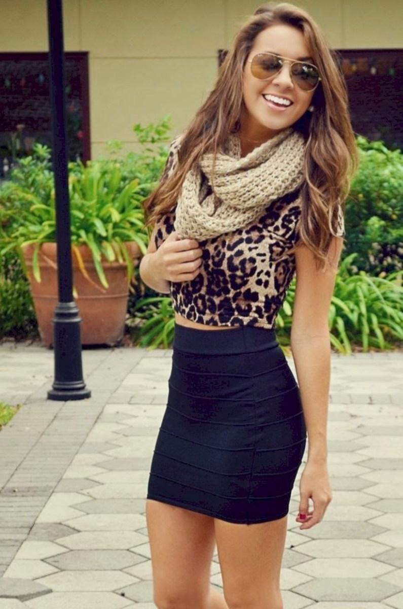 37 весенних образов с модными юбками которые вы должны попробовать | 21