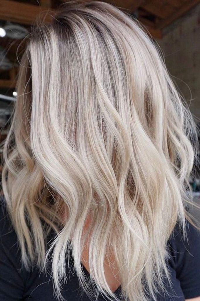 43 кокетливые прически для блондинок   21