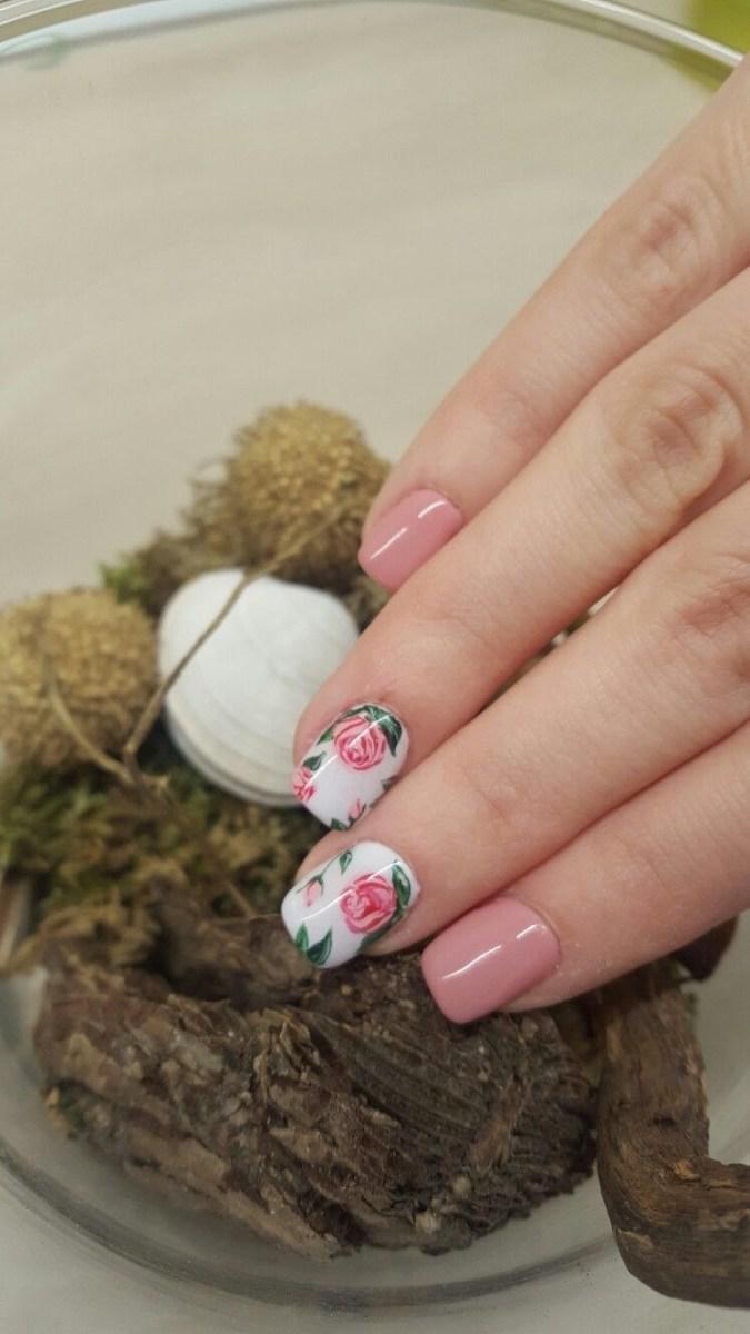 39 обворожительных идей дизайна ногтей на предстоящую весну | 21