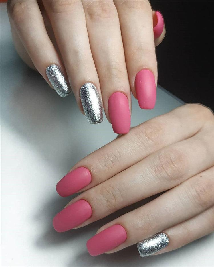 50 идей дизайна ногтей гель-лаком | 26