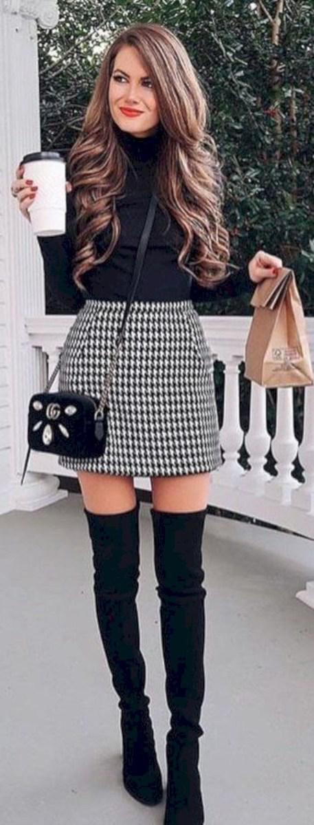 37 весенних образов с модными юбками которые вы должны попробовать | 26