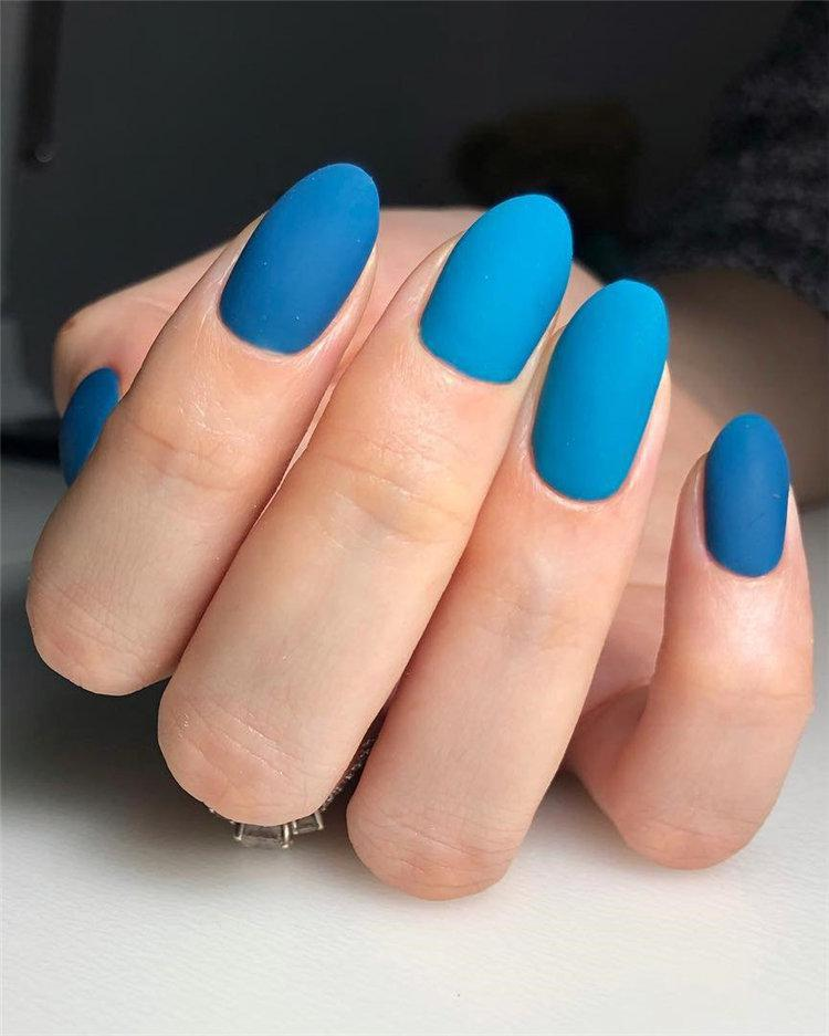50 идей дизайна ногтей гель-лаком | 28