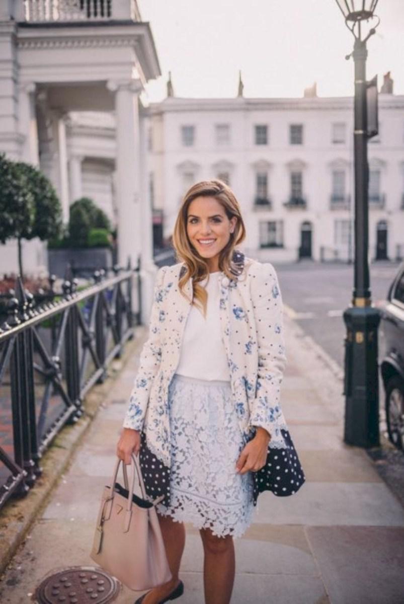 37 весенних образов с модными юбками которые вы должны попробовать | 28
