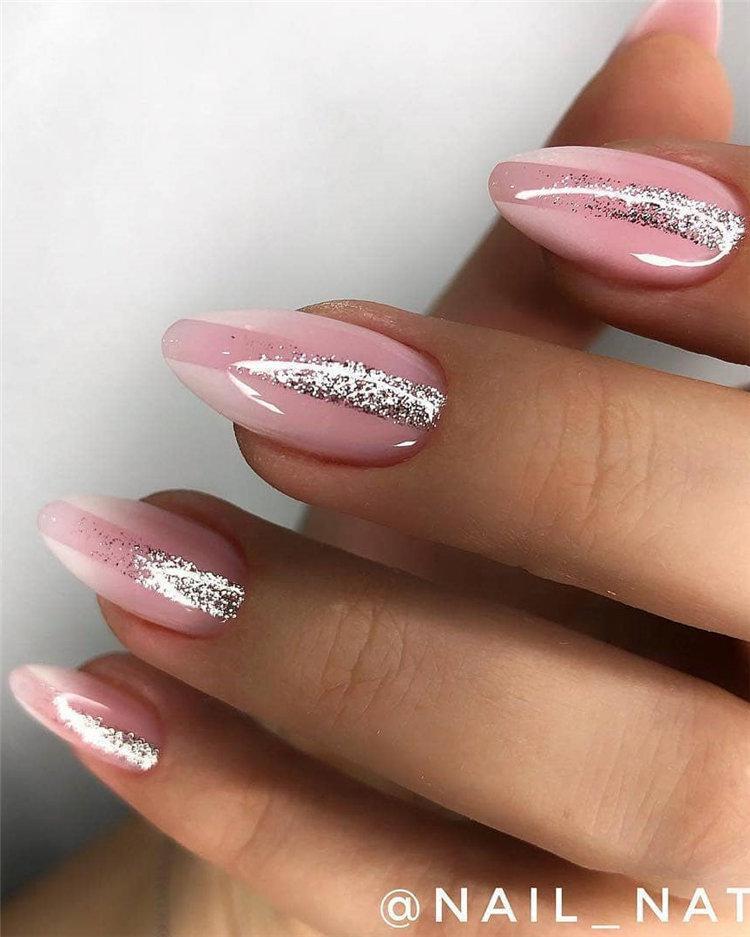 50 идей дизайна ногтей гель-лаком | 29