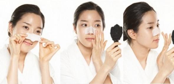 Как избавиться от черных точек на носу | 3