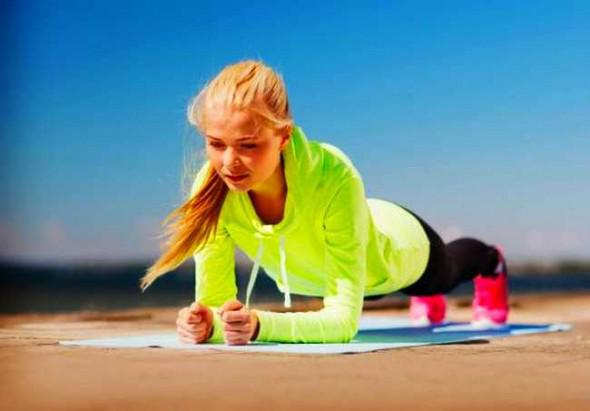 Цель — плоский живот. 5 упражнений которые уберут жир с живота | 3