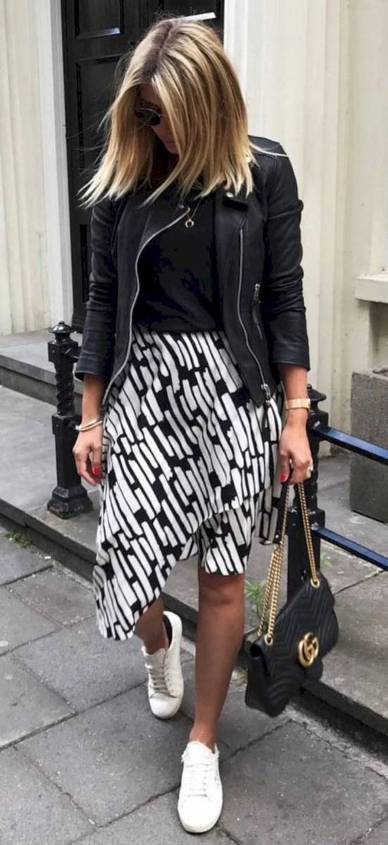 37 весенних образов с модными юбками которые вы должны попробовать | 30