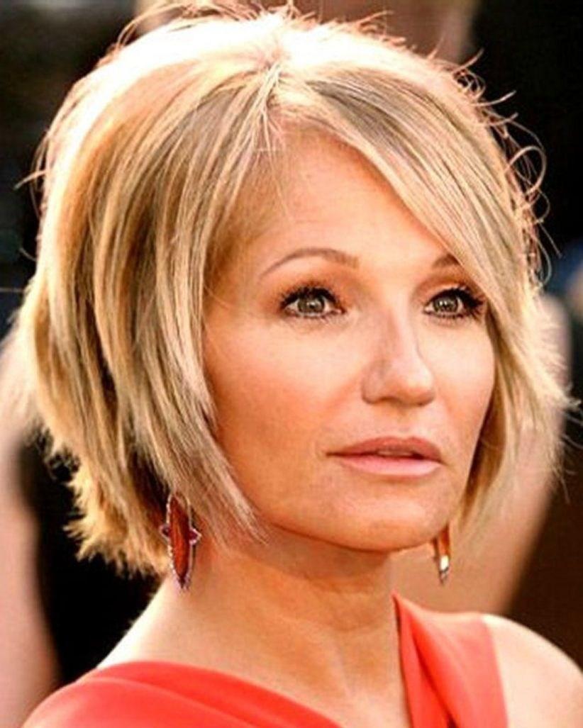 38 милых стрижек для женщин старше 40, которые помогут сбросить 10 лет | 30