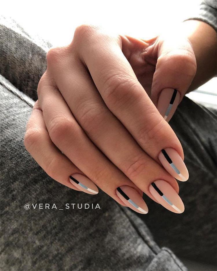 50 идей дизайна ногтей гель-лаком | 36