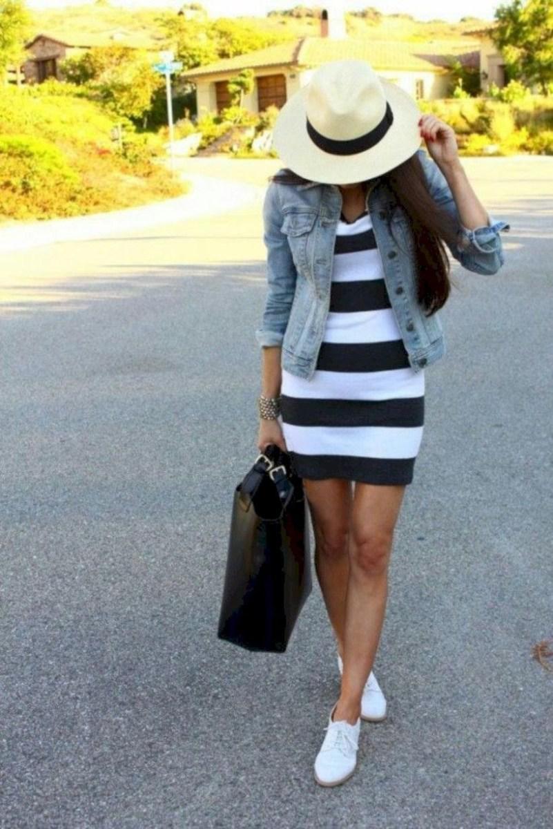 37 весенних образов с модными юбками которые вы должны попробовать | 36