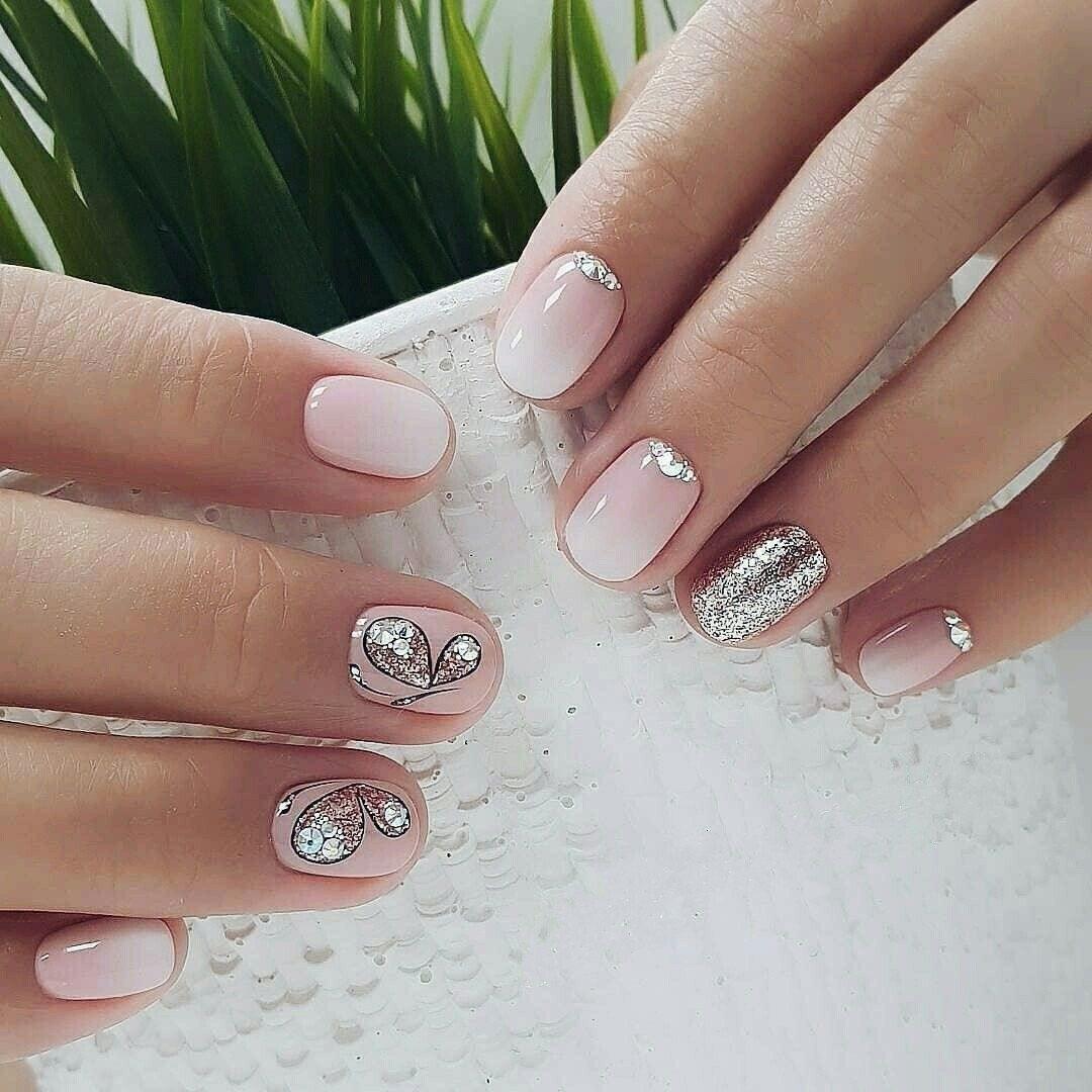 39 обворожительных идей дизайна ногтей на предстоящую весну | 38