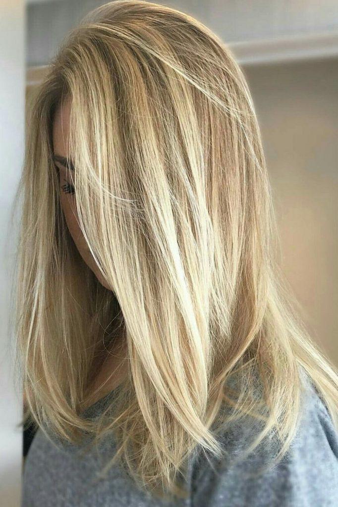 43 кокетливые прически для блондинок   4