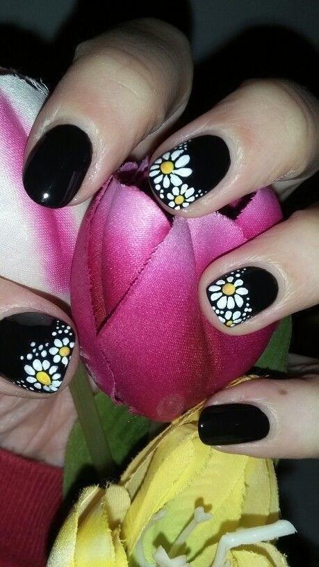 39 обворожительных идей дизайна ногтей на предстоящую весну | 4