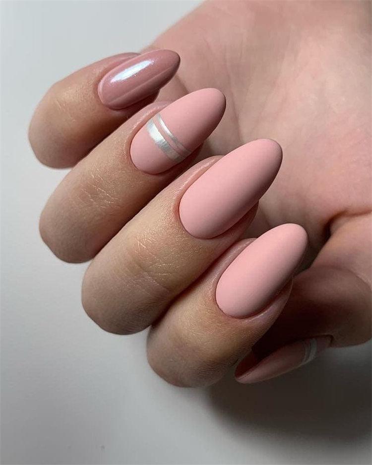 50 идей дизайна ногтей гель-лаком | 40