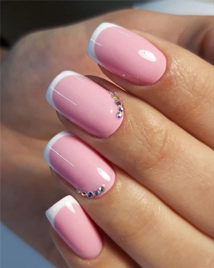50 идей дизайна ногтей гель-лаком | 41