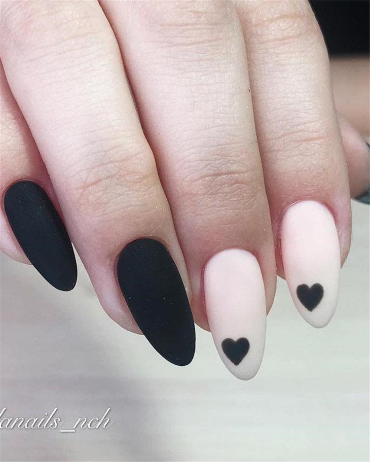 50 идей дизайна ногтей гель-лаком | 42