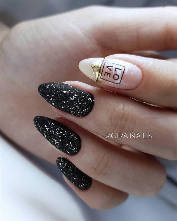 50 идей дизайна ногтей гель-лаком | 44