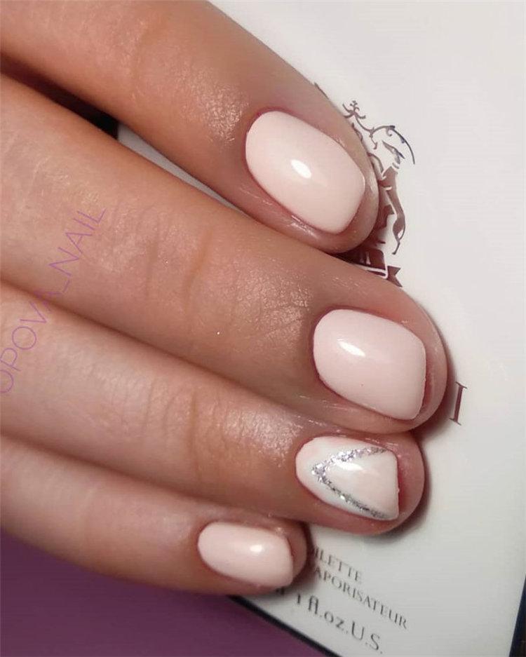 50 идей дизайна ногтей гель-лаком | 49